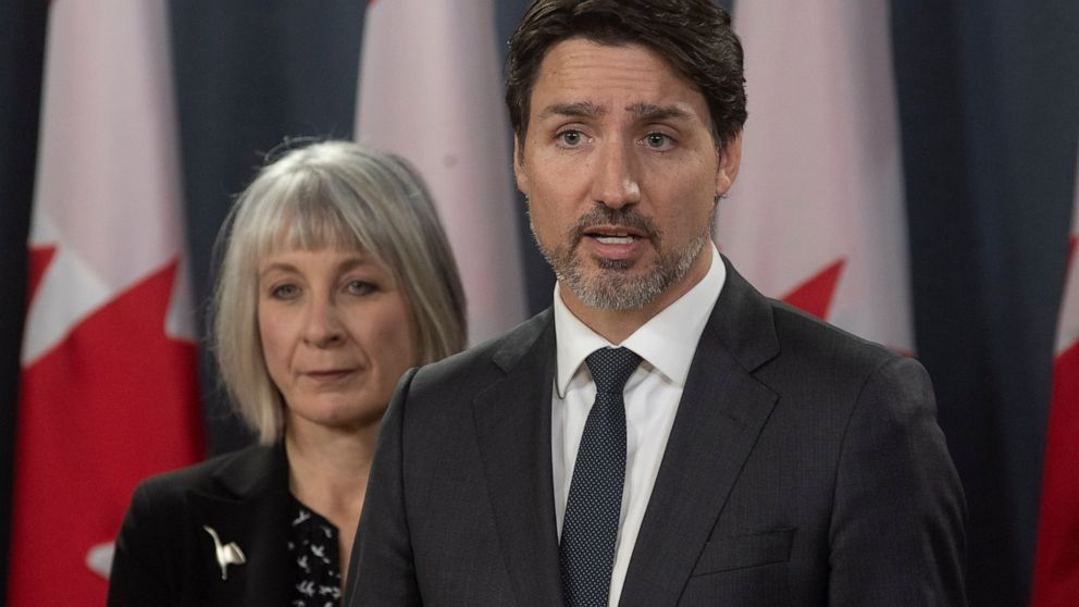 The Prime Minister of Canada announced that Canada is shutting its borders, to limit the spread of COVID-19