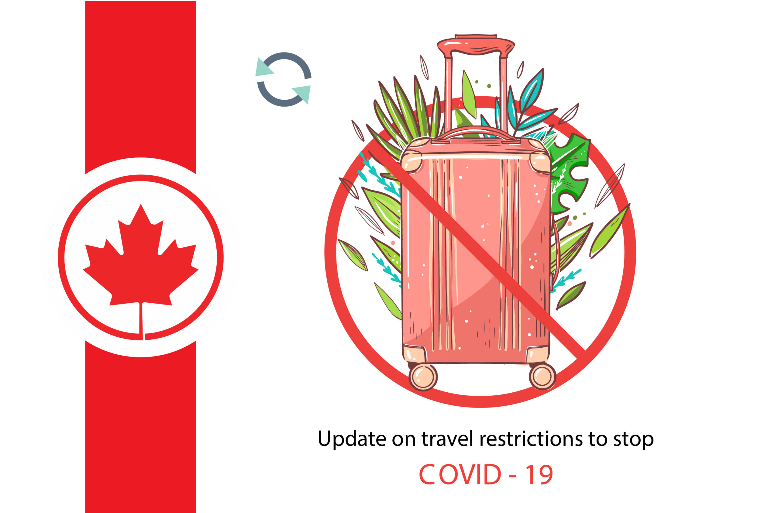 Update on travel restrictions put in place to stem the spread of COVID-19